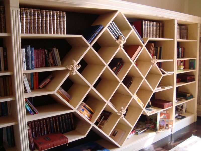 Купить Библиотека Холли под заказ