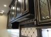 Кухня Земфира в стиле современной классики в практичной прямой планировке
