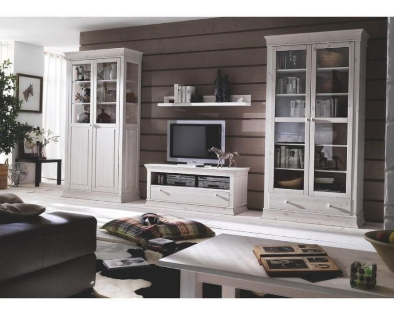 Гостиная Стефани эксклюзивной модели с сочетанием классического стиля и модерн