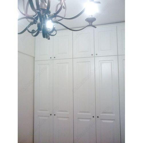 Шкаф Бентли 12 дверей белый цвет