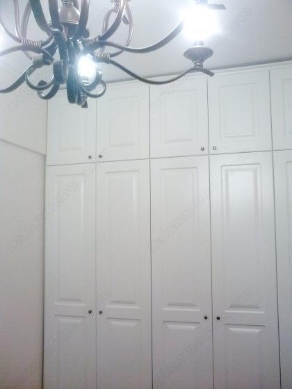Купить Шкаф Бентли 12 дверей белый цвет под заказ