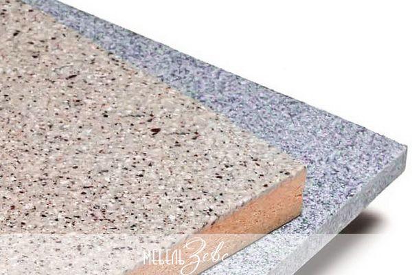 Дизайн кухни, искусственный камень