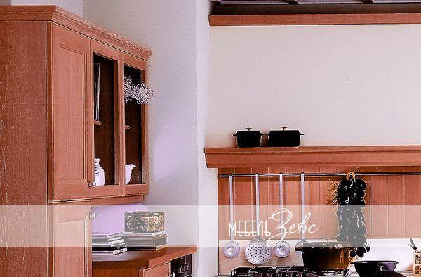 Кухня в квартире, современный дизайн
