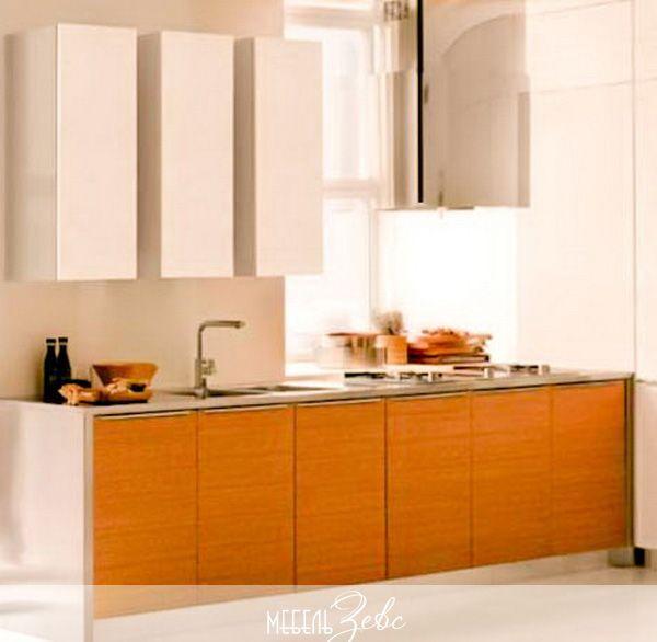 Интерьер маленькой кухни 02