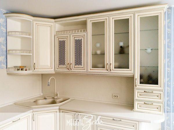 Интерьер маленькой кухни 05