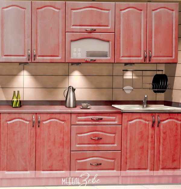 Какой краской покрасить кухонный гарнитур из мдф своими руками