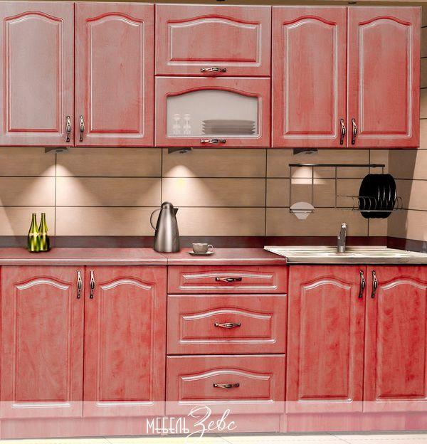 Покрасить фасад кухни своими руками
