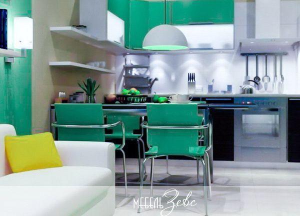 Кухня спальня фото