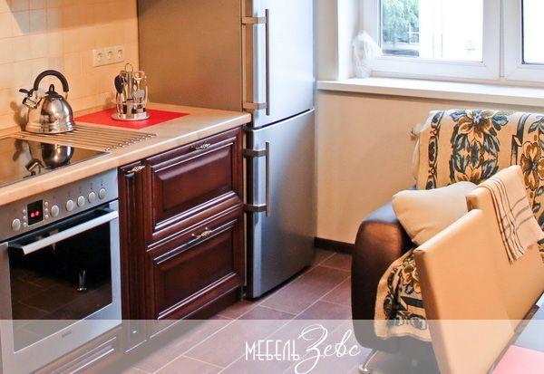 Кухня и зал вместе