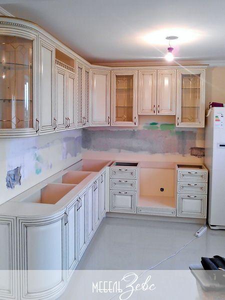 Вариант кухонного гарнитура
