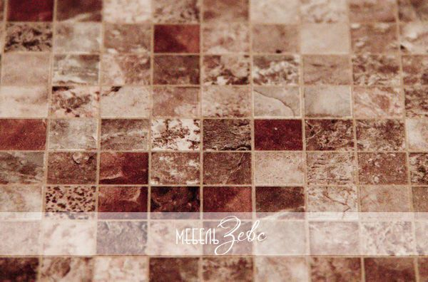 Каменная мозаика для кухни