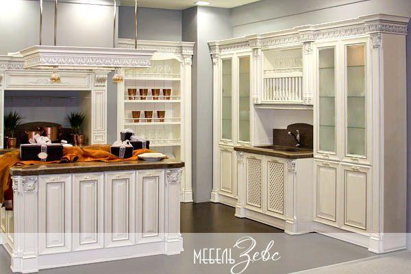 Кухня в жилой комнате фото