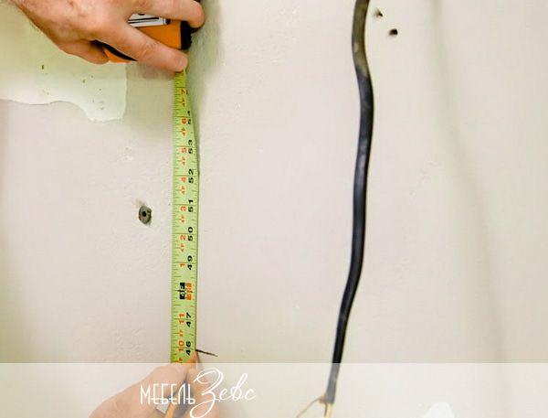 Измерение на кухне