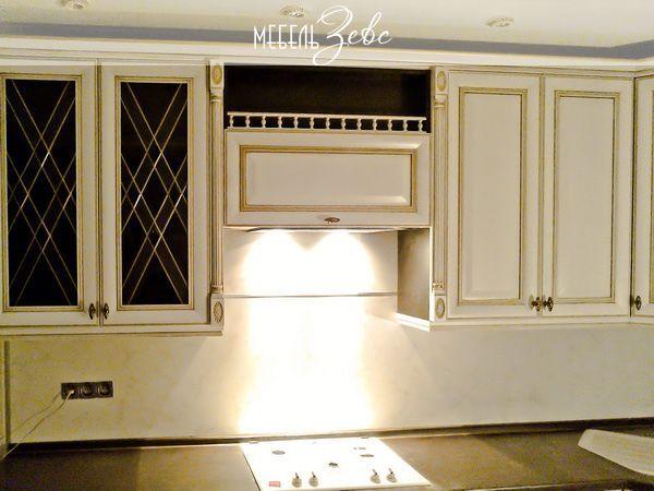 Стандартный кухонный шкаф