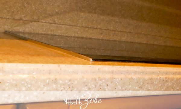 Столешница под мойку