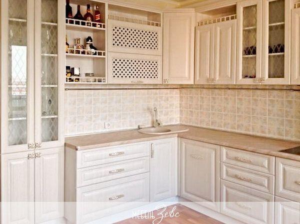 Высота кухонного гарнитура 03