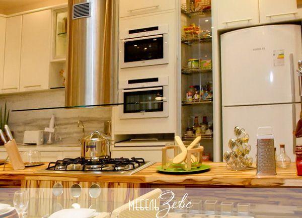 Высота кухонного гарнитура 05