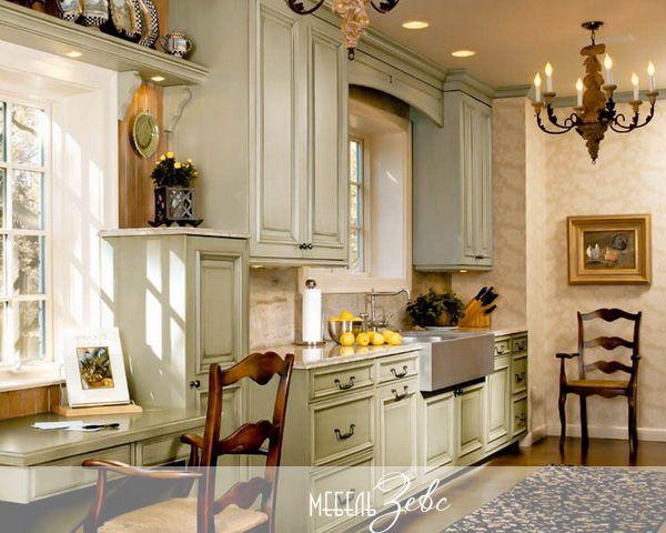 Высота столешницы на кухне 05