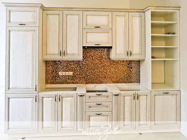 Как зонировать кухню мебелью